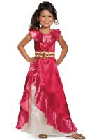 Elena Adventure Dress Classic Child Costume