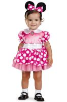 Mickey Mouse Clubhouse Pink Minnie Mouse Toddler Costume
