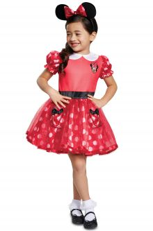 Red Minnie Mouse Infant/Toddler Costume  sc 1 st  Pure Costumes & Mickey Mouse Clubhouse Costumes - PureCostumes.com
