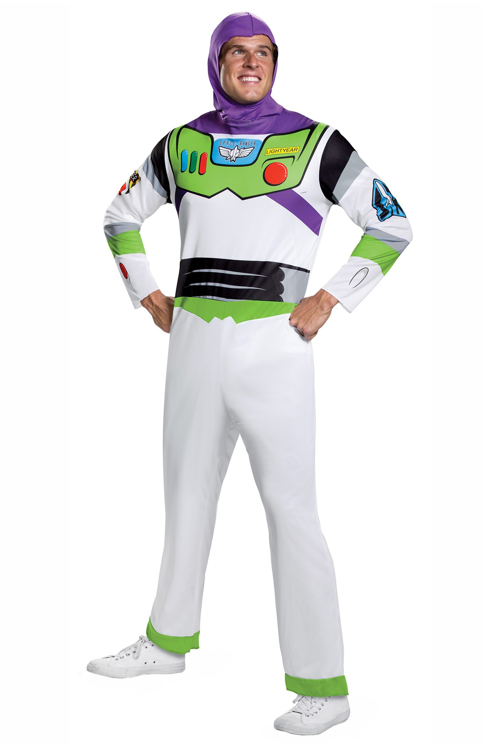 Buzz Lightyear Costume Adult 52