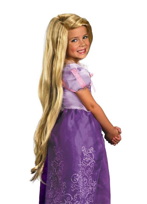 Disney Tangled Rapunzel Costume Wig - PureCostumes.com