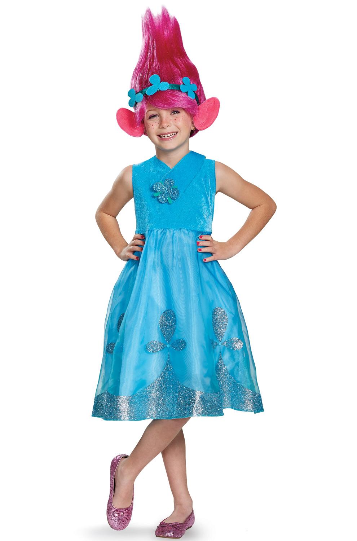 Poppy Deluxe Child Costume Purecostumes Com