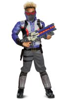 Soldier 76 Classic Muscle Child Costume