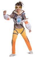 Tracer Deluxe Child Costume