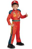 Lightning McQueen Classic Toddler Costume