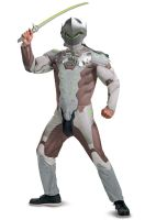Genji Muscle Adult Costume