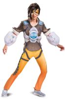 Tracer Deluxe Adult Costume