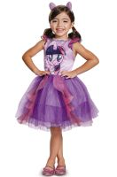 Twilight Sparkle Movie Classic Toddler Costume