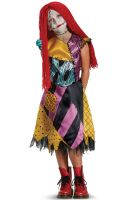 Sally Deluxe Child Costume