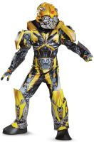 T5 Bumblebee Prestige Child Costume