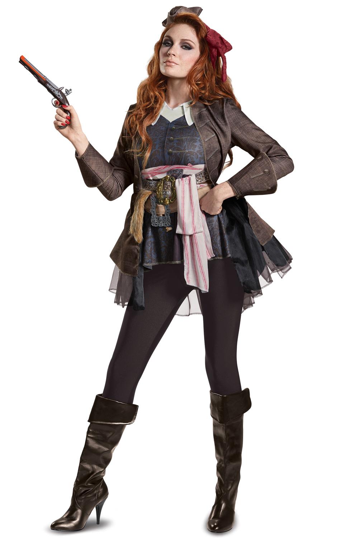 Adult Pirate Costumes - PureCostumes.com