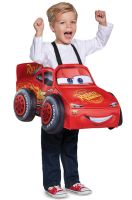 Lightning McQueen 3D Toddler Costume