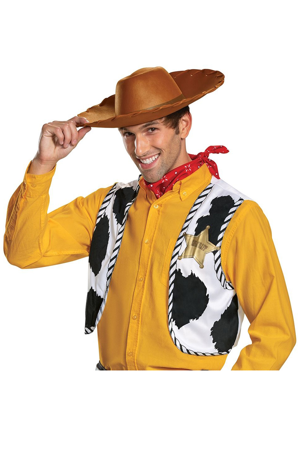 Woody Costumes Woody Adult Cos...
