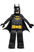 Batman LEGO Movie Prestige Child Costume