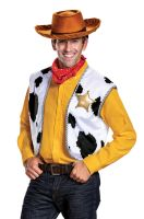 Woody Deluxe Adult Costume Kit