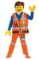 Emmet Deluxe Child Costume