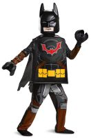 LEGO Movie 2 Batman Deluxe Child Costume