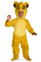 Simba Deluxe Toddler Costume