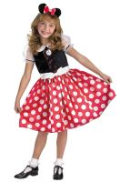 Mickey Mouse Clubhouse Minnie Mouse Classic Child Costume