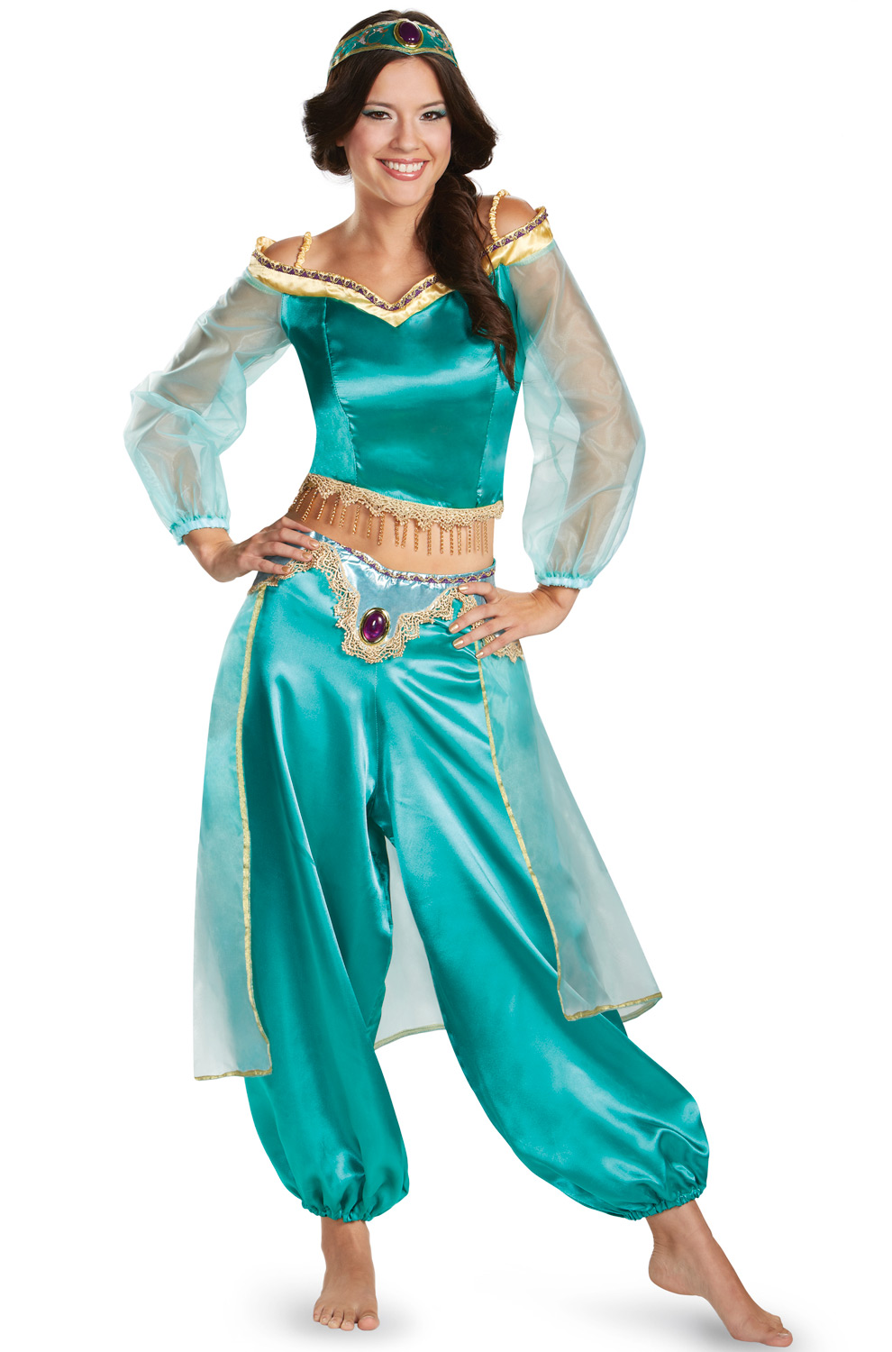 sc 1 st  Pure Costumes : princess jasmine costume for toddlers  - Germanpascual.Com