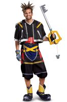 Sora Deluxe Tween/Adult Costume