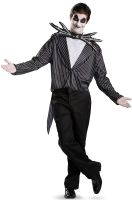 Jack Skellington Classic Adult Costume
