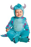Monster's University Sulley Classic Infant Costume
