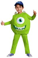 Monster's University Mike Deluxe Toddler Costume
