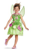 Disney Fairies Tinker Bell Classic Child Costume