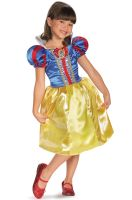 Disney Princess Snow White Sparkle Classic Child Costume