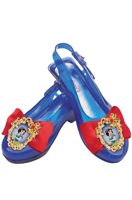 disney princess snow white sparkle child shoes costume