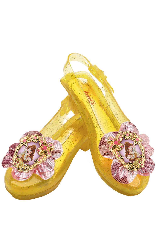 disney princess belle sparkle child shoes purecostumescom