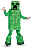 Creeper Prestige Child Costume