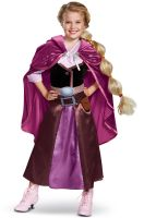 S2 Rapunzel Deluxe Child Costume