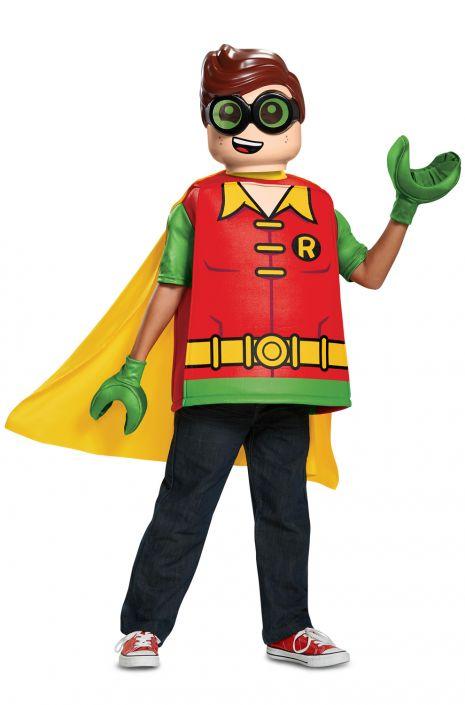 LEGO Movie Robin Classic Child Costume  sc 1 st  Pure Costumes & LEGO Movie Robin Classic Child Costume - PureCostumes.com