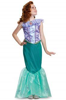 Disney costumes purecostumes 2018 ariel deluxe child costume solutioingenieria Choice Image