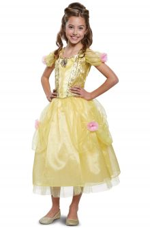 2018 Belle Deluxe Child Costume  sc 1 st  Pure Costumes & Beauty and the Beast Costumes - PureCostumes.com