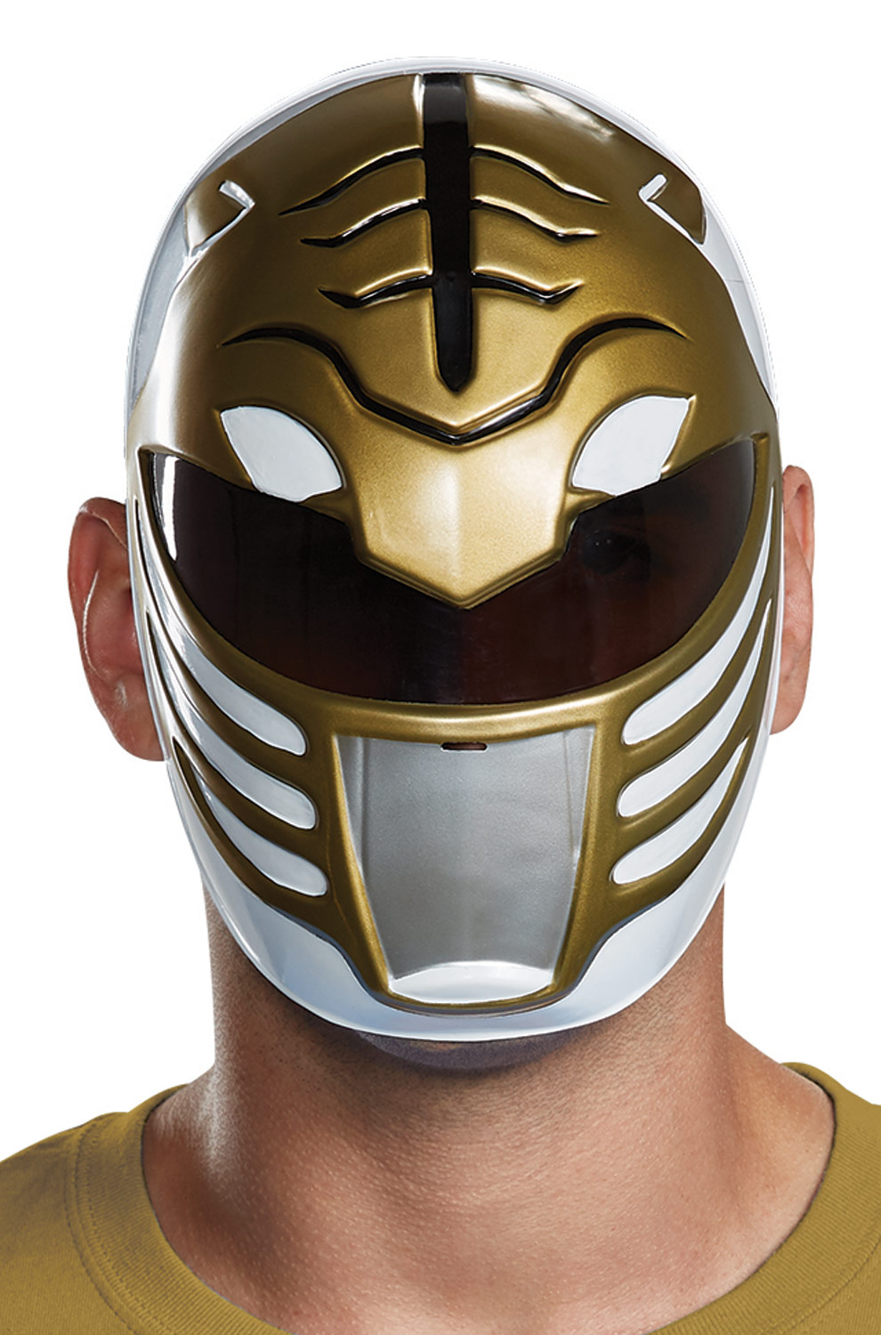 Mighty Morphin/' Power Rangers Adult Classic Helmet Full Mask
