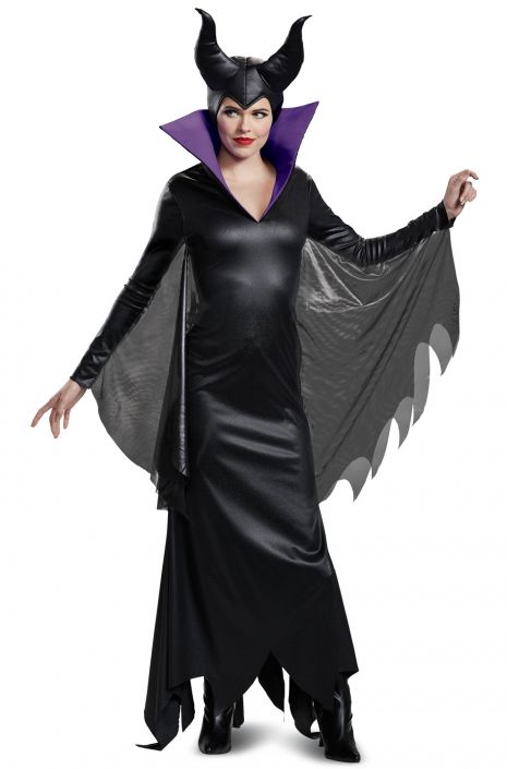 2018 Maleficent Deluxe Adult Costume