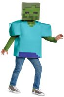 Minecraft Zombie Classic Child Costume