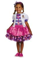 Doc McStuffins Tutu Deluxe Toddler/Child Costume