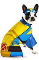 Marvel Wolverine Pet Costume