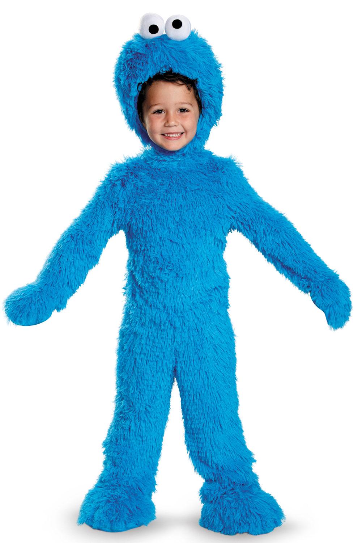 Deluxe Cookie Monster Costume Cookie Monster Extra Deluxe