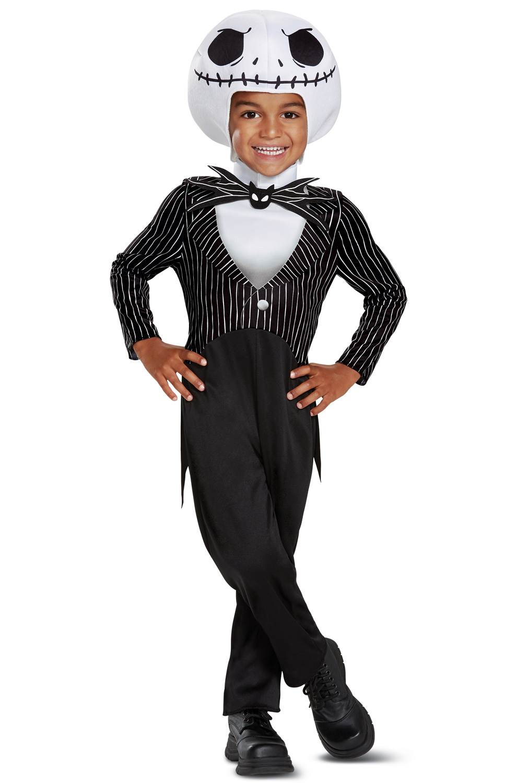 Jack Skellington Classic Infant/Toddler Costume - PureCostumes.com