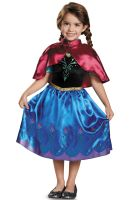Anna Traveling Classic Toddler Costume