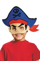 Captain Jake Felt Child Mask