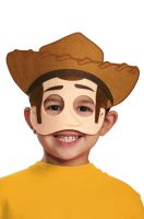 Woody Felt Child Mask