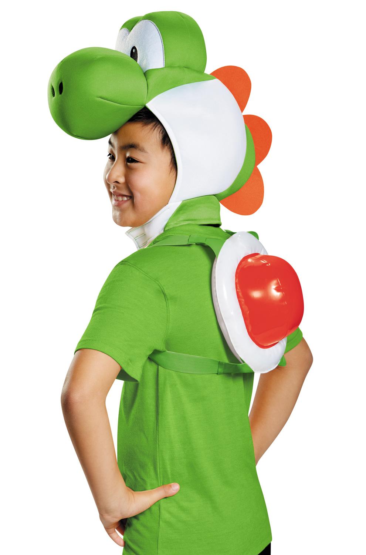 Yoshi Child Costume Kit Purecostumes Com