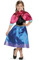 Anna Traveling Classic Child Costume