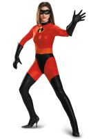 Mrs. Incredible Bodysuit Costume Adult Costume